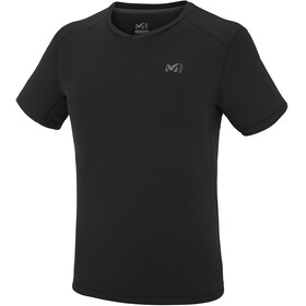 Millet Roc Base Short Sleeve Shirt Men black-noir